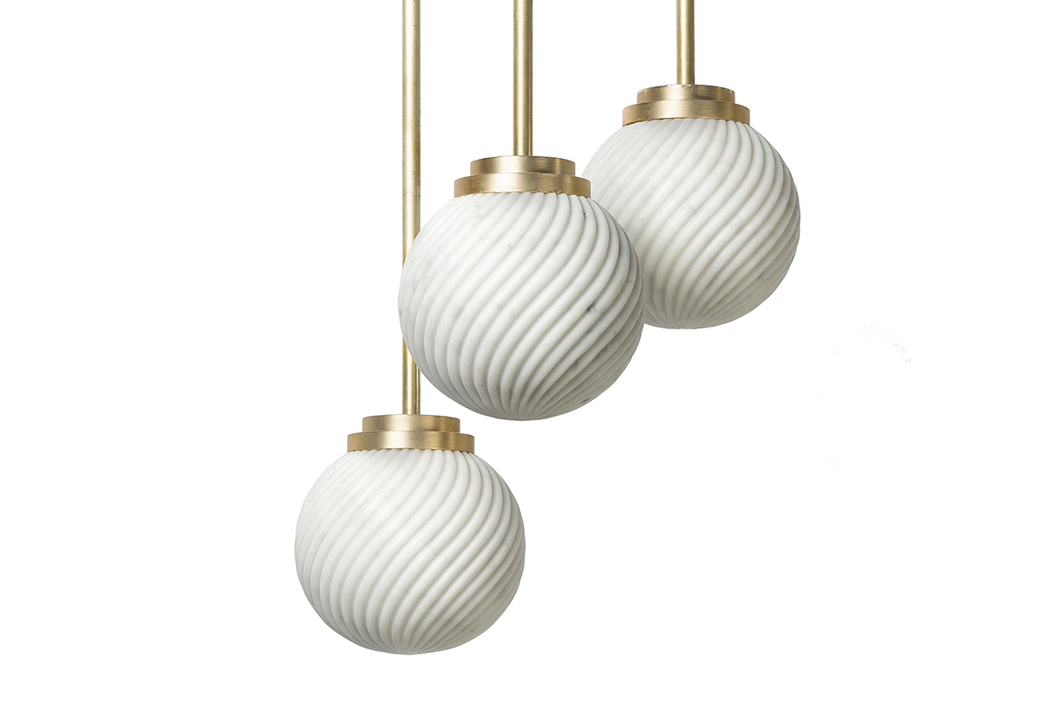Bethan Gray Victoria marble chandelier