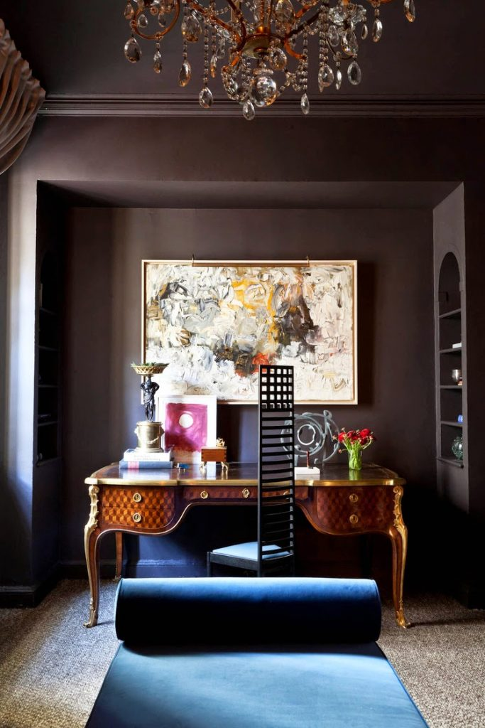 Caleb Anderson's Holiday Home Design, NYC