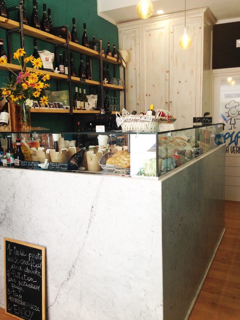 Dining at Pippo a Vernazz, Cinque Terre