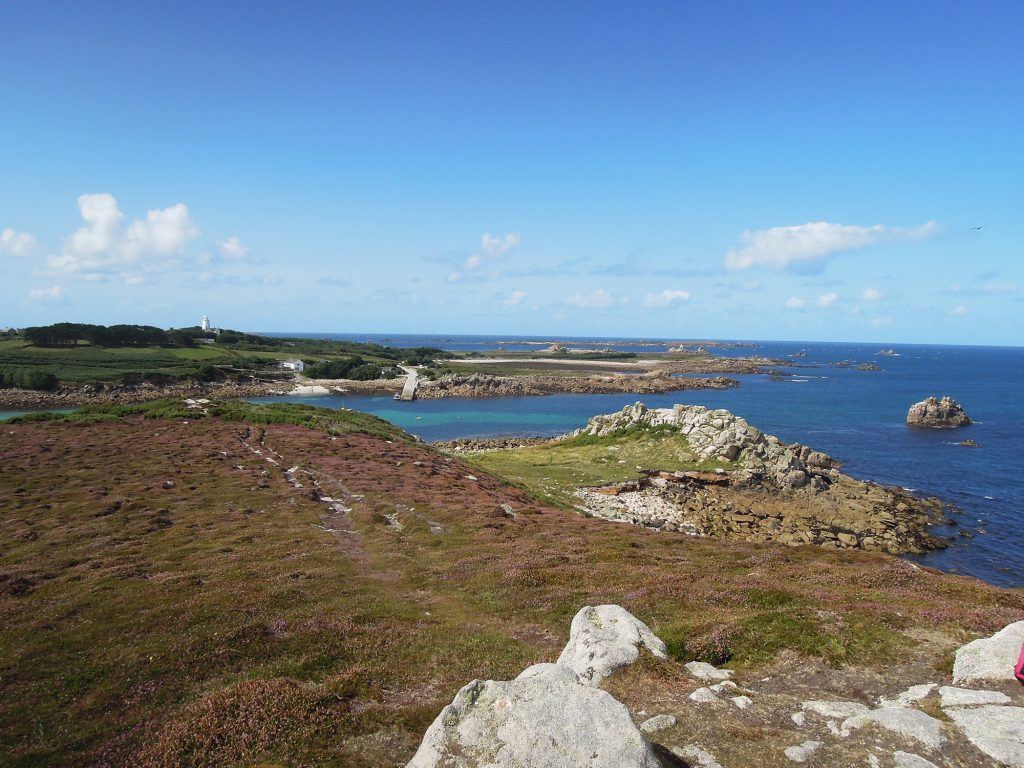 Porth Conger, Isles of Scilly