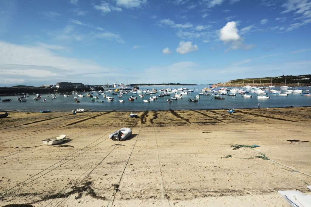 St Mary's Harbour,Isles of Scilly