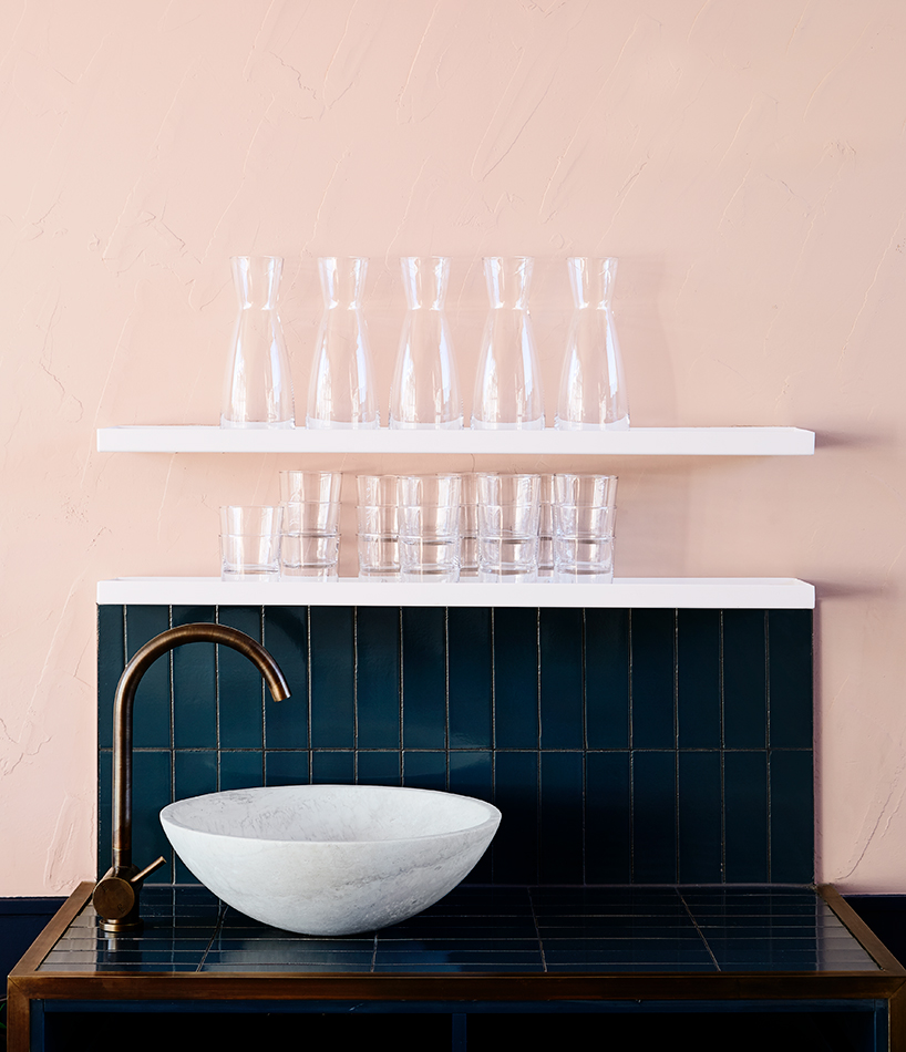 Pink and Blue Kitchen Inspiration