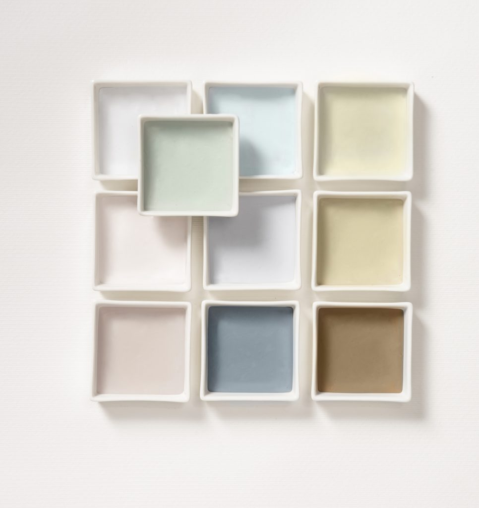 Dulux Colour of the Year 2020: Tranquil Dawn Care Palette
