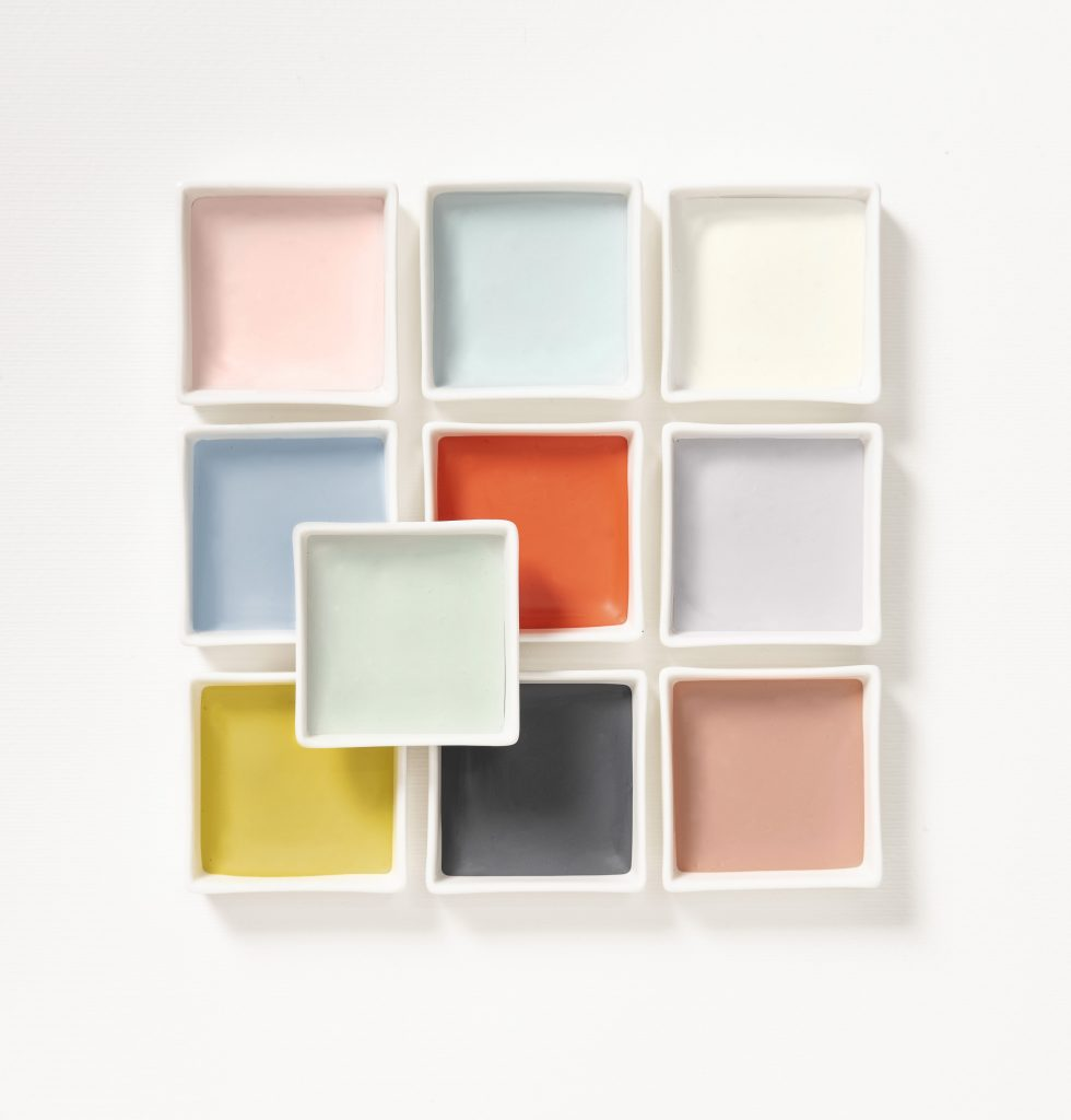 Dulux Colour of the Year 2020: Tranquil Dawn Joy Palette