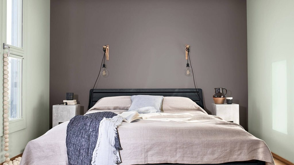 Dulux Colour of the Year 2020: Tranquil Dawn Bedroom Inspiration