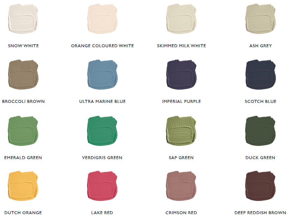 Colour by Nature  Collection Farrow & Ball