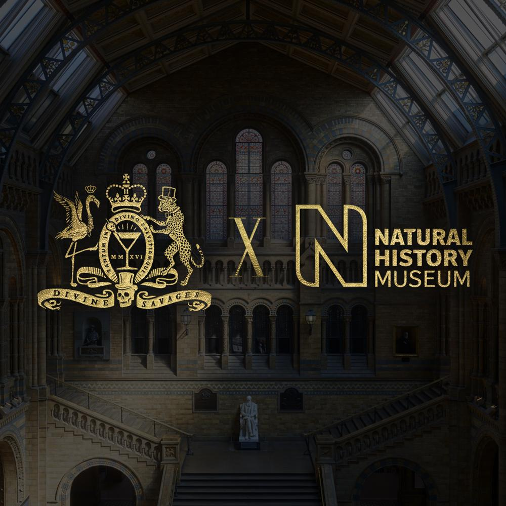 Divine Savages X Natural History Museum