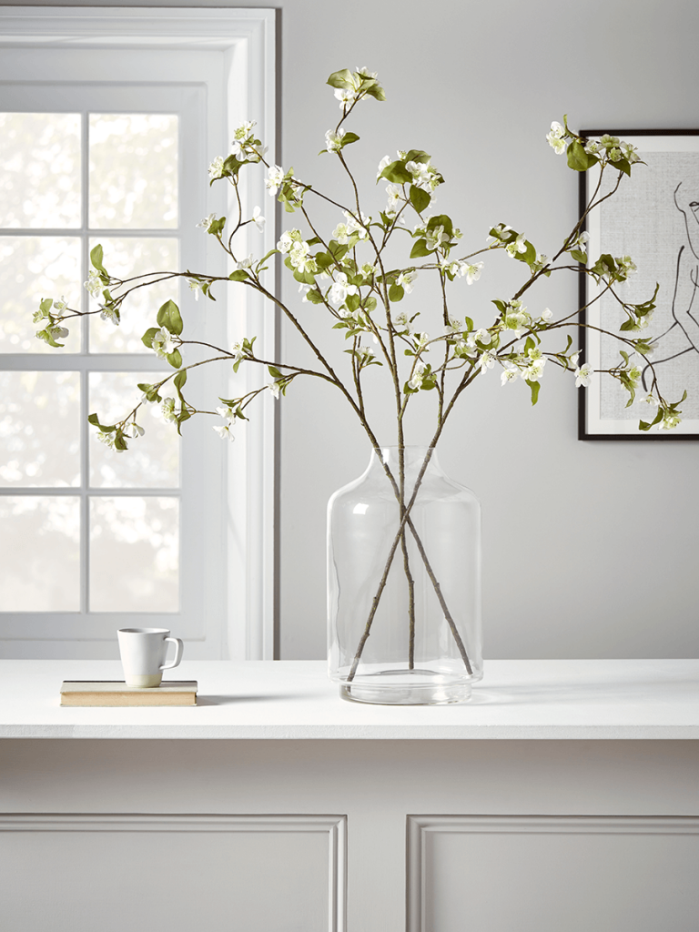 Faux Blossom Branches