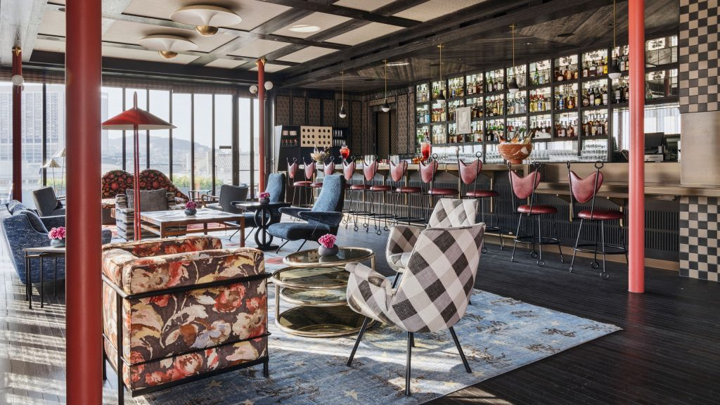 KW Charmaine's Rooftop Bar + Lounge