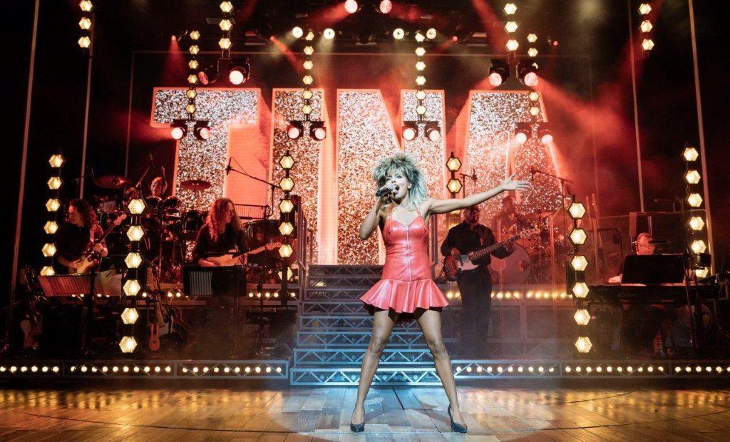 Adrienne Warren as Tina Turner