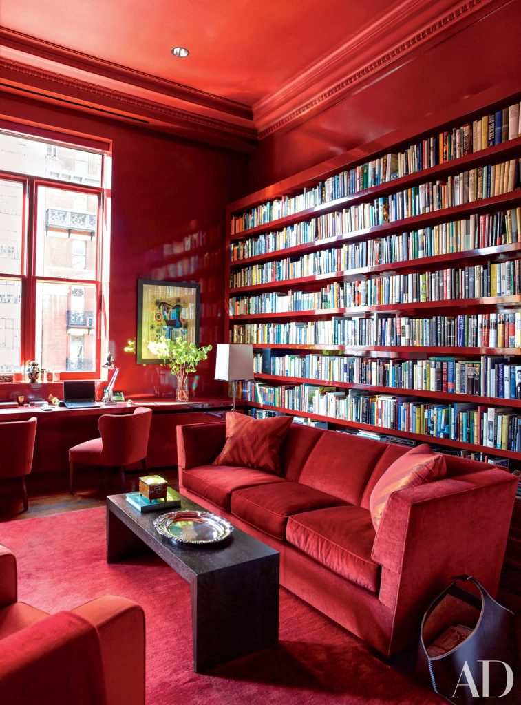 All Red Library