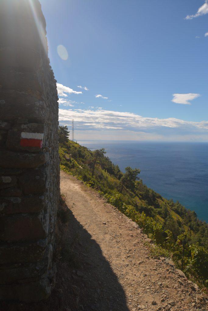 Route 586, Cinque Terre