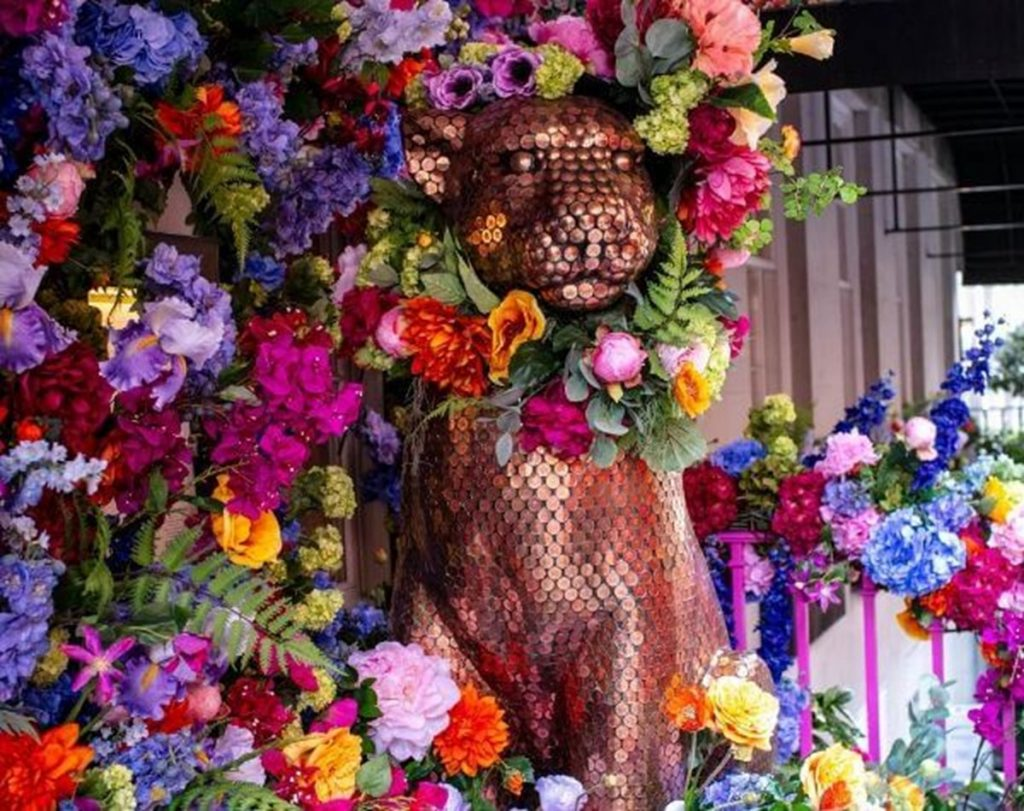 34 Mayfair, London in Bloom