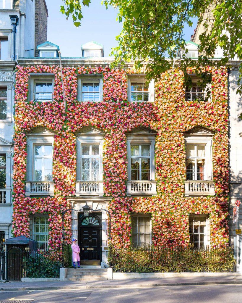 Annabel's, Chelsea in Bloom