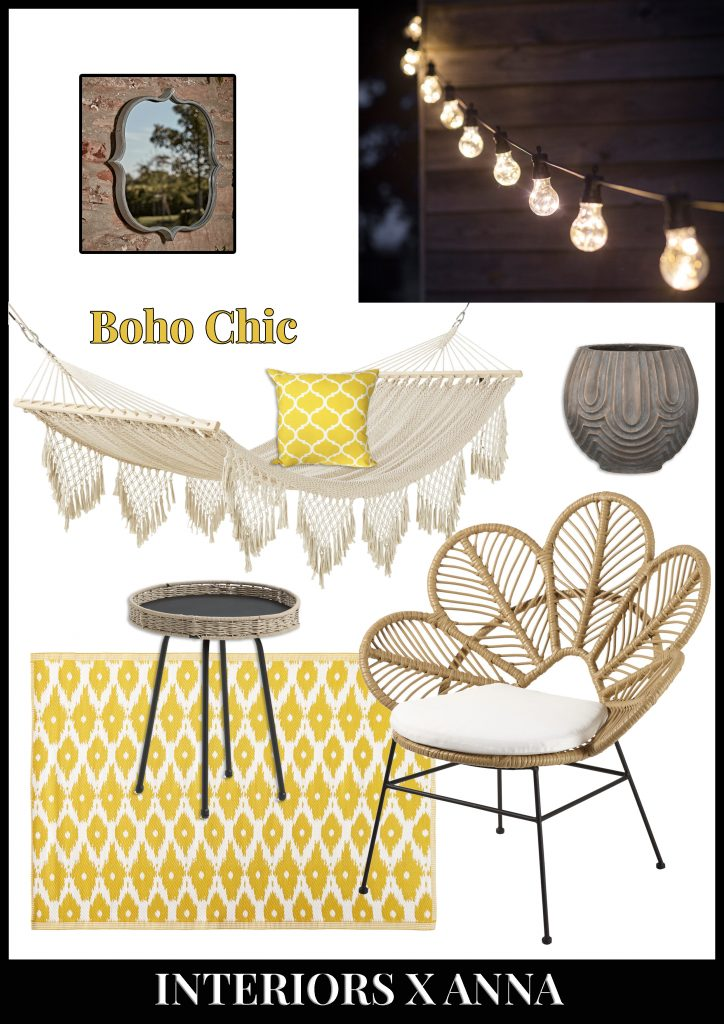 Boho Chic Patio Garden Furniture Picks