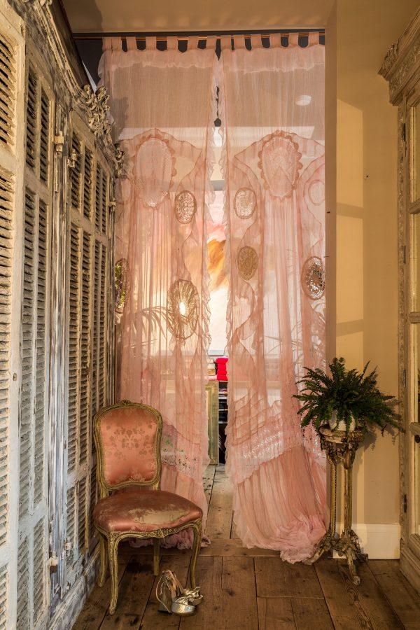 House Gowns by Sera Hersham Loftus