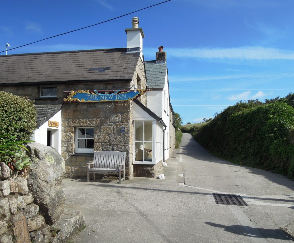 The New Inn, Tresco, Isles of Scilly