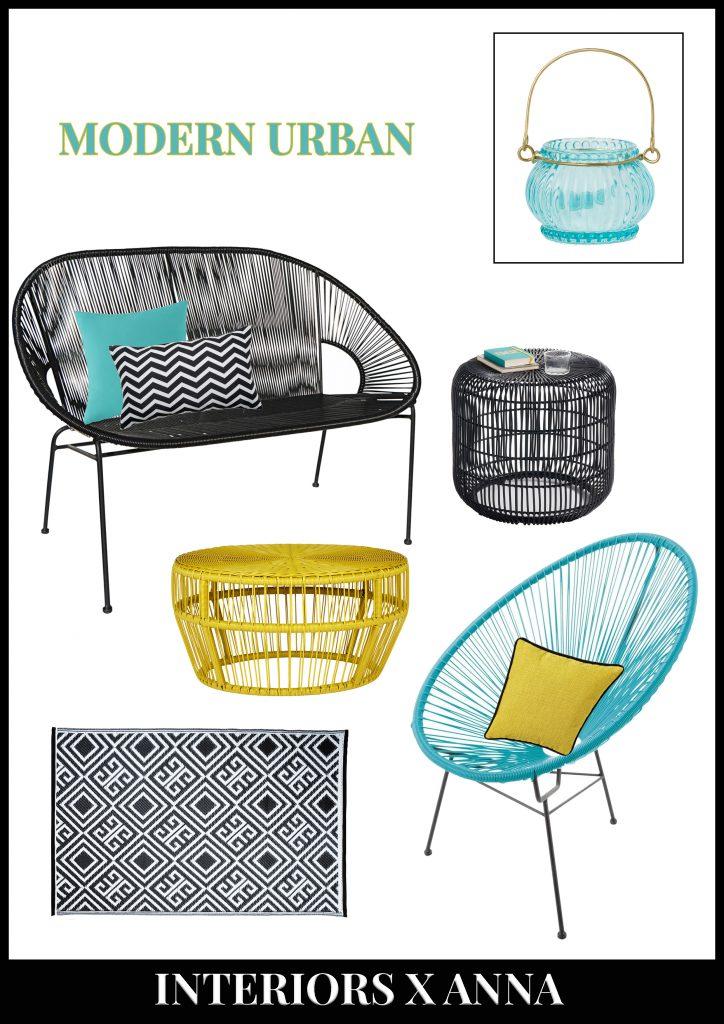 Modern Urban Patio Garden Furniture Picks