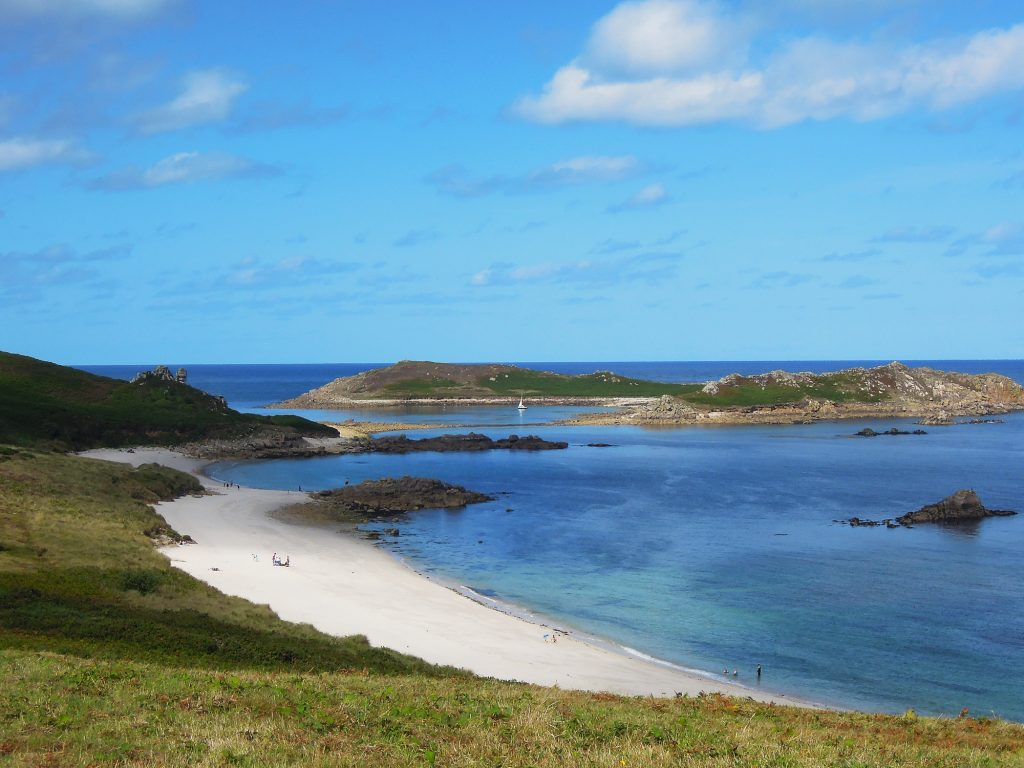 Beach, St Martin's, Isles of Scilly