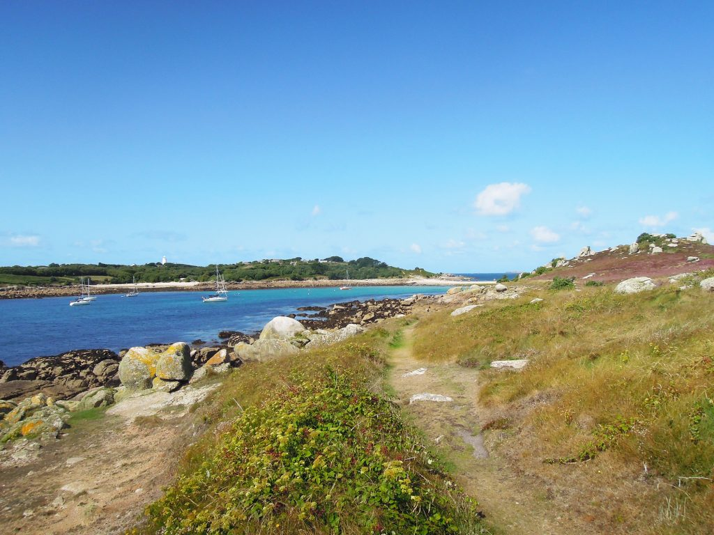The Cove, St Agnes, Isles of Scilly.