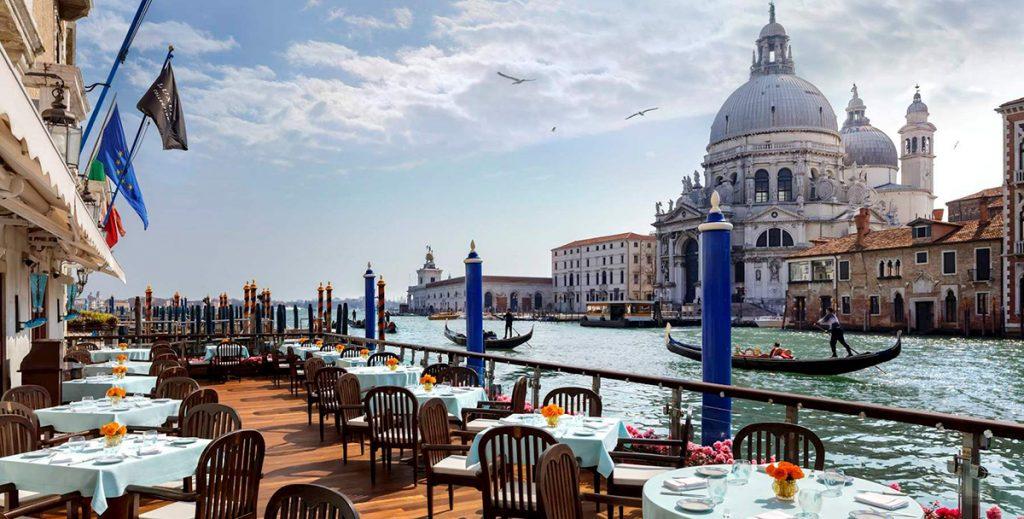 Club Del Doge, Venice.