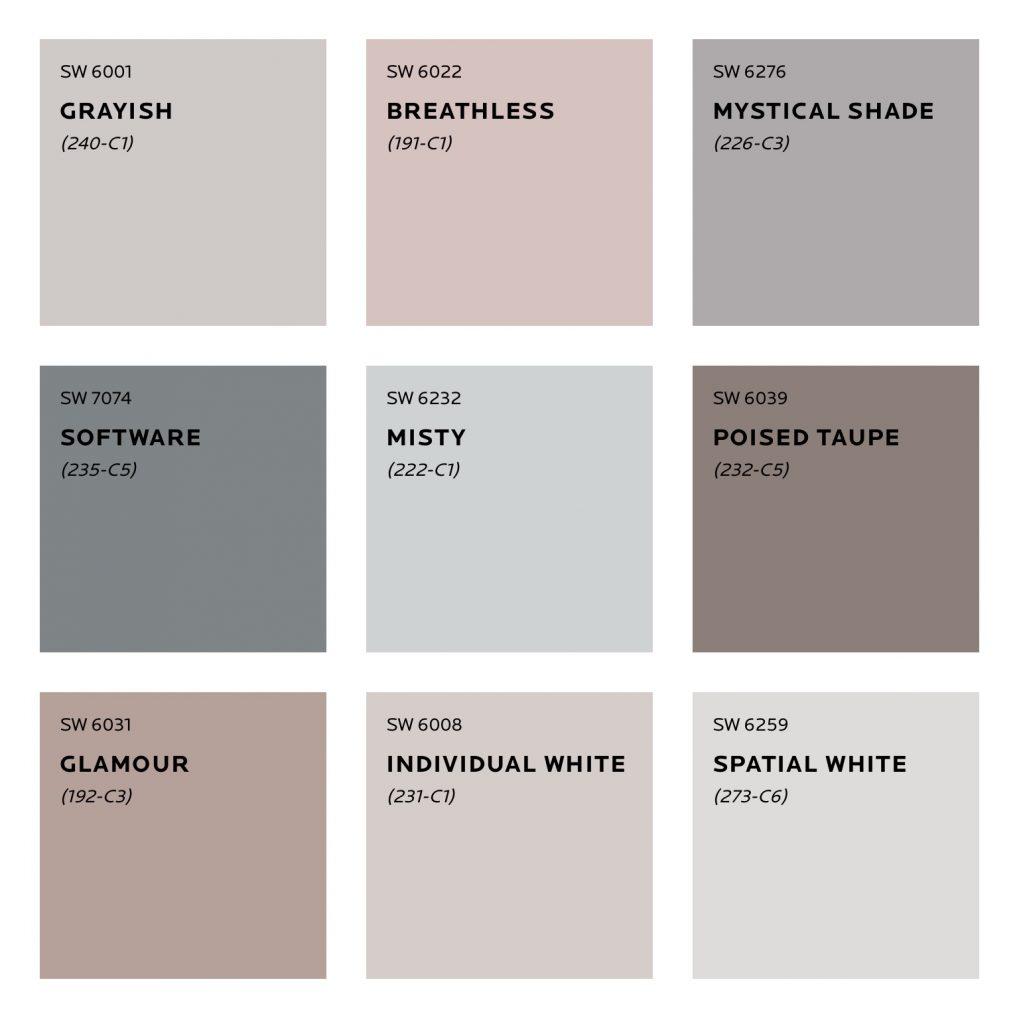 Mantra Colour Palette
