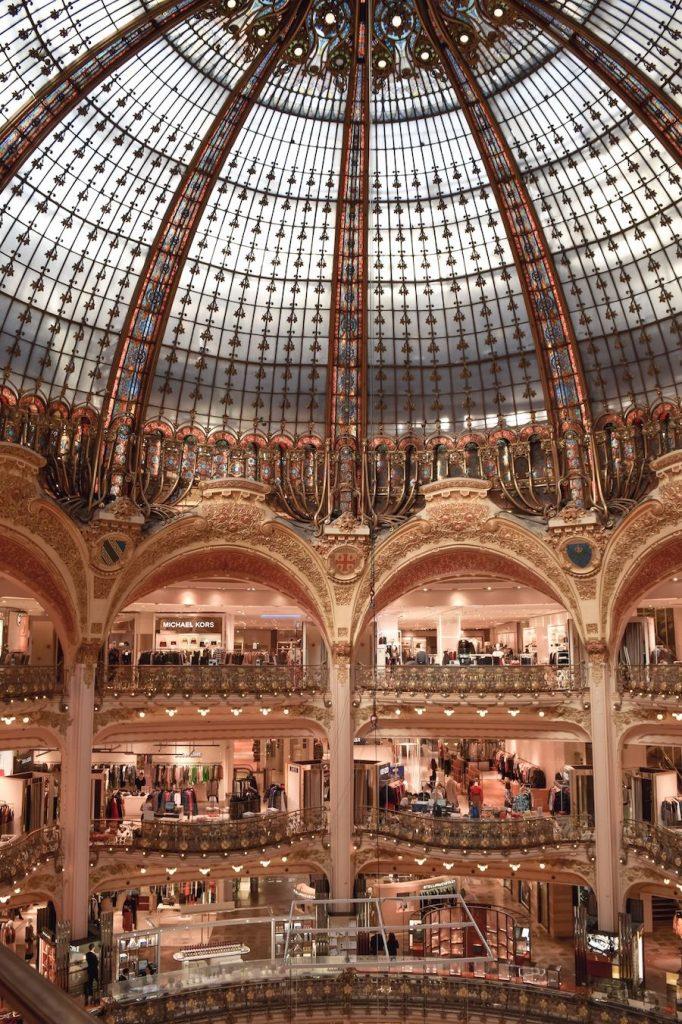 Galeries Lafayette, Bonnes Adresses Paris