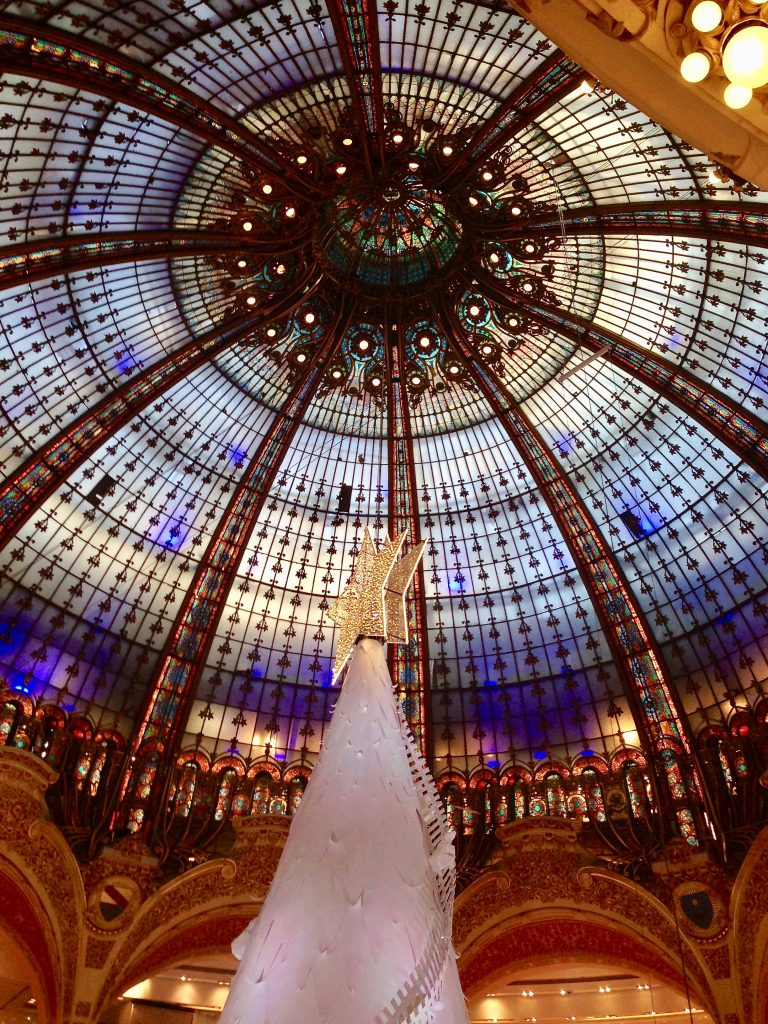 Domed Ceiling, Galeries Lafayette