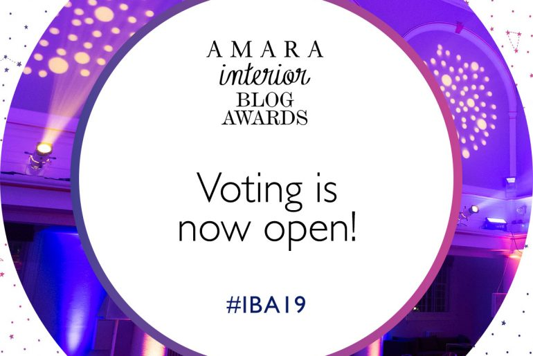 Amara Interior Blog Awards: Nominated Blogger