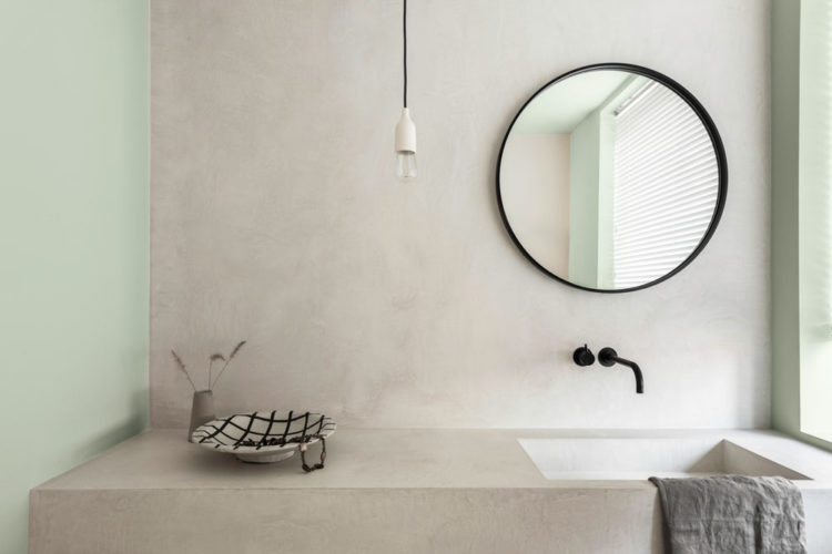 Meaning Palette Bathroom Inspiration