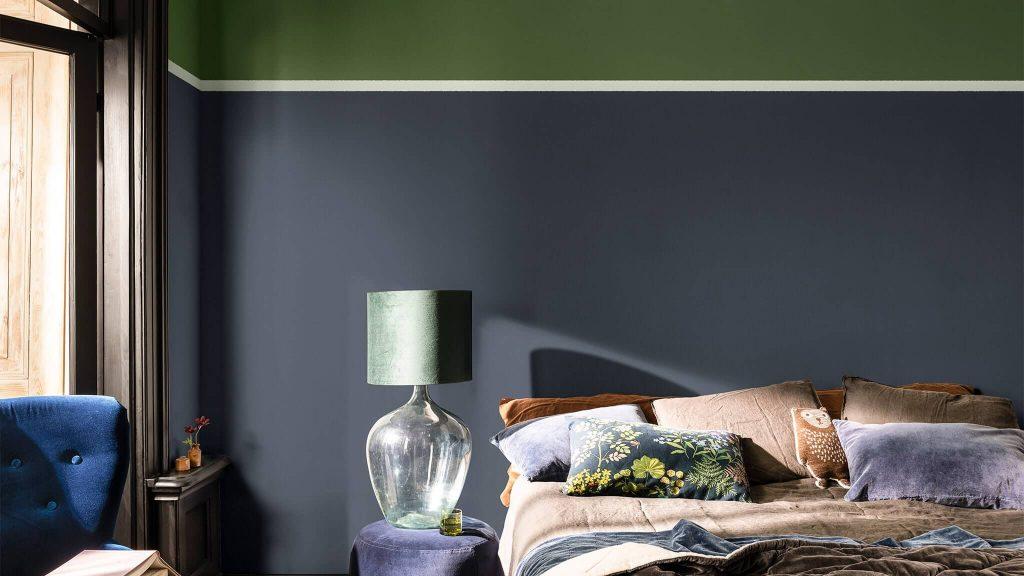 Creativity Palette Bedroom Inspiration