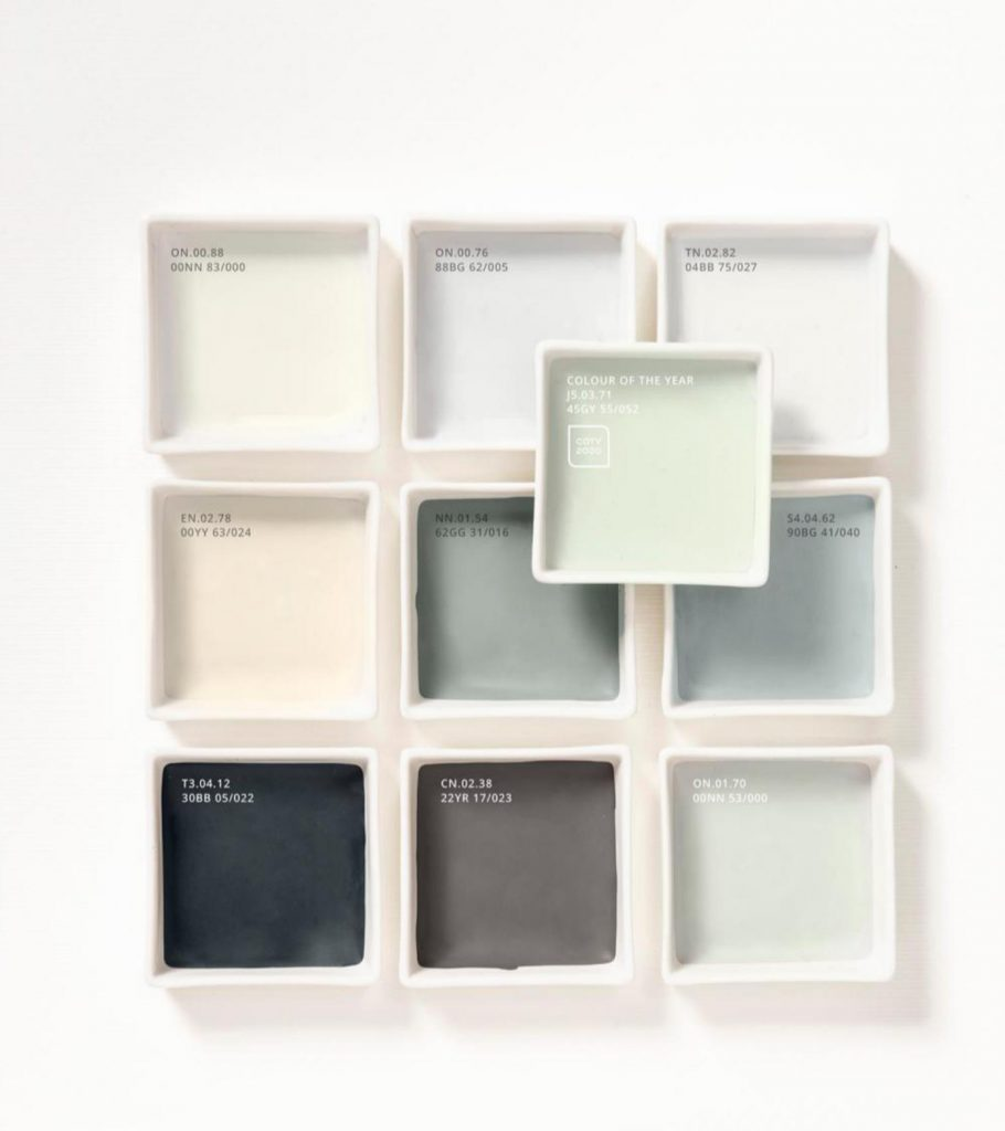 Dulux Colour of the Year 2020: Tranquil Dawn Meaning Palette