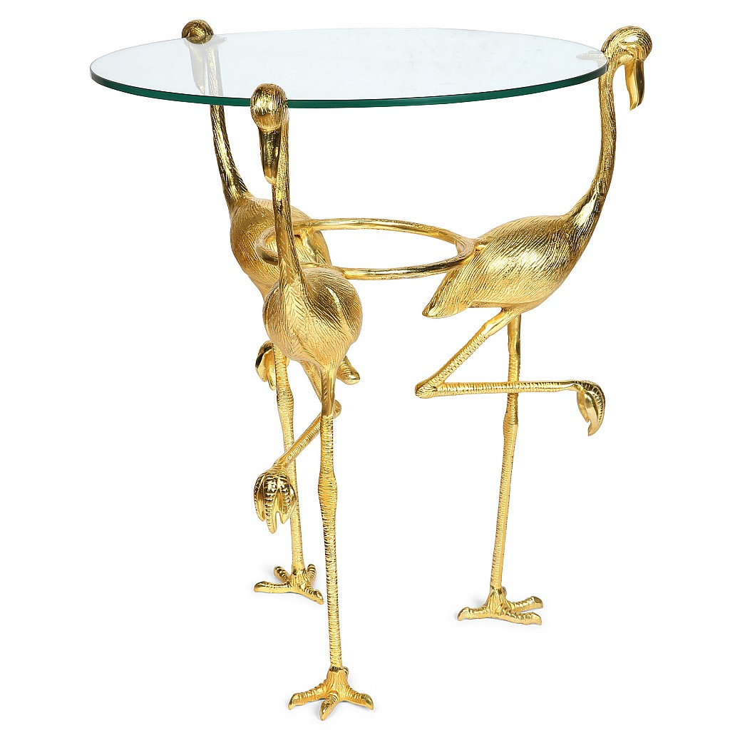 Audenza Autumn Collection Flamingo Table