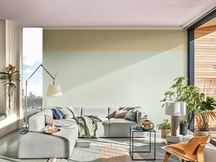Care Palette Liviing Room Inspiration