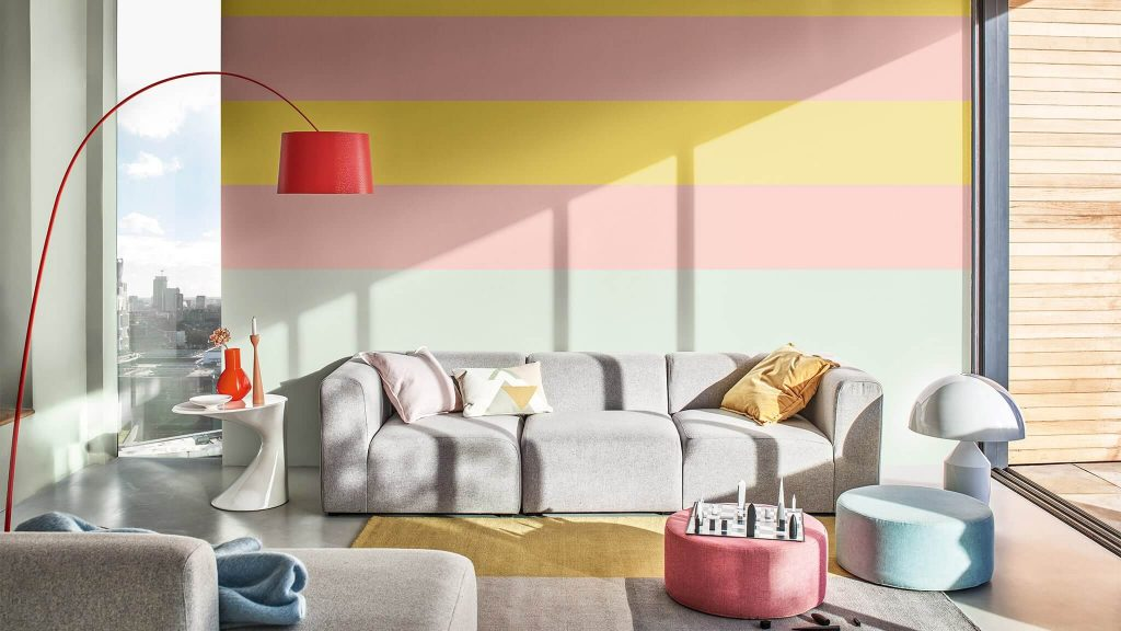 Joy Palette Living Room Inspiration