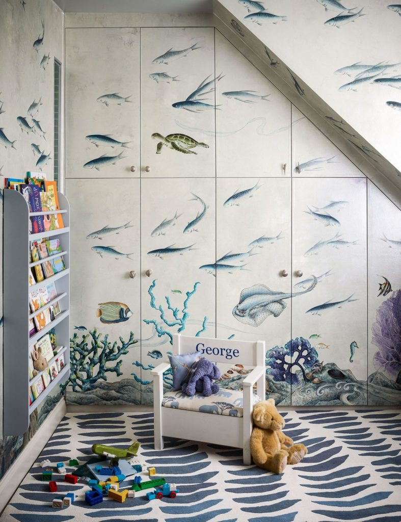 Colourful Maximalist Home Tour: Kid's Room 2
