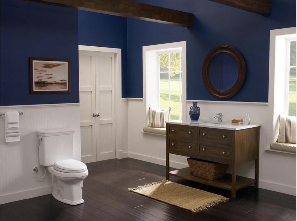 Pantone Colour of the Year 2020: Bathroom