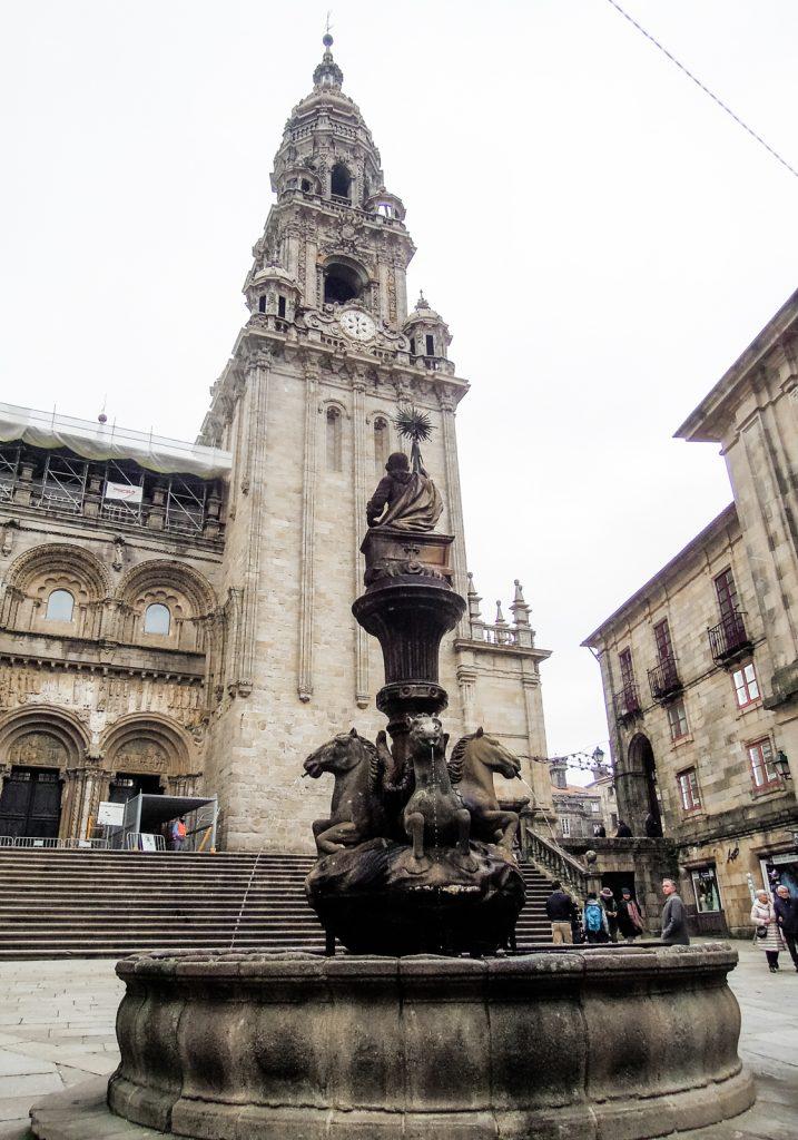 Cathedral de Santiago De Compostela