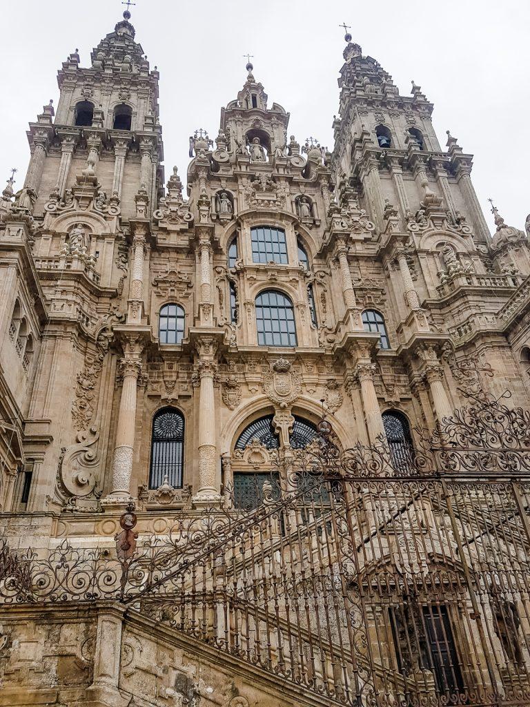 Cathedral de Santiago De Compostela 2