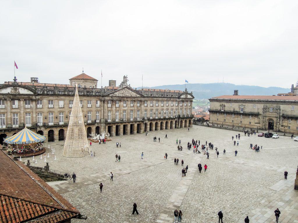 Prazo do Obradoiro, Santiago De Compostela