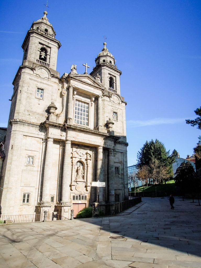 Convent de San Francisco de Santiago De Compostela