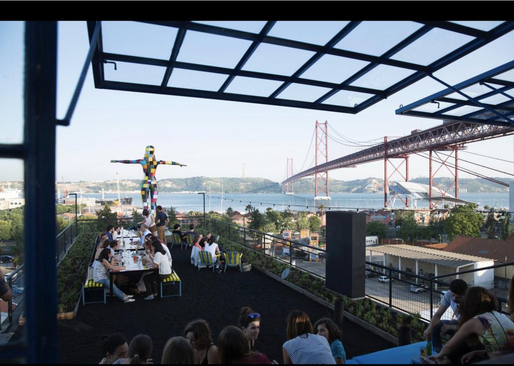 Rio Maravilha, Lisbon Best Bars