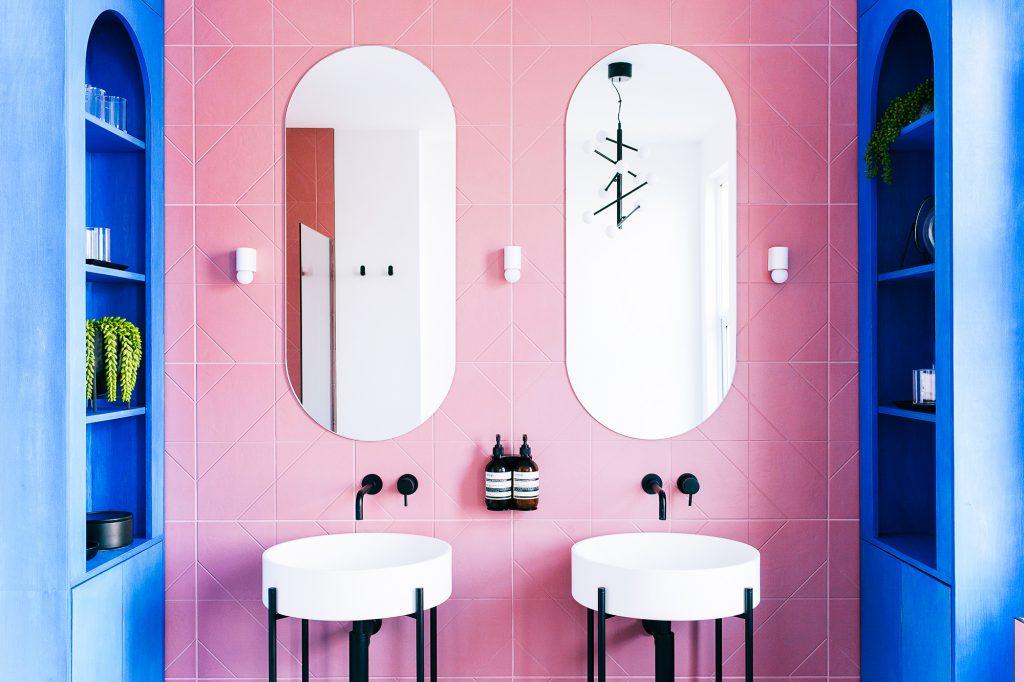 Art Deco inspired interior 2LG Studio