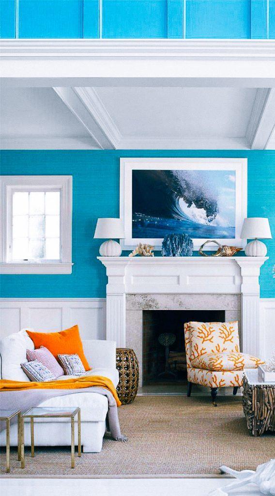 Interior Colour Scheme: Complementary 1