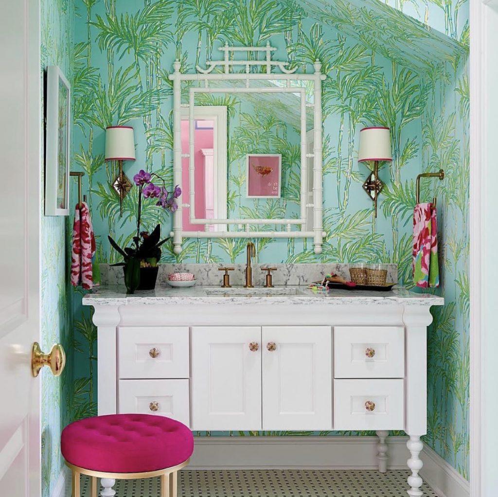Interior Colour Scheme: Split Complementary 1