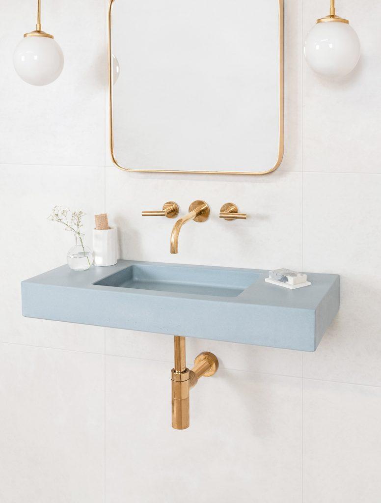 Statement Stunning Sink Wall Hung