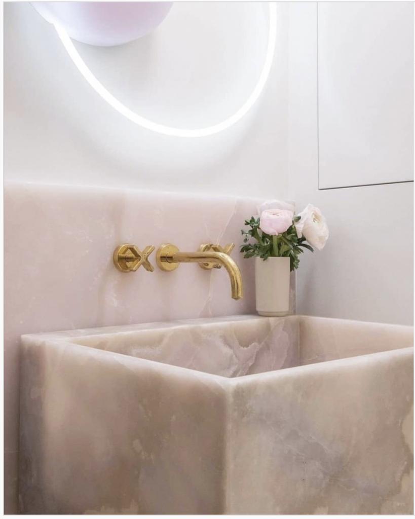 Pink Sinks