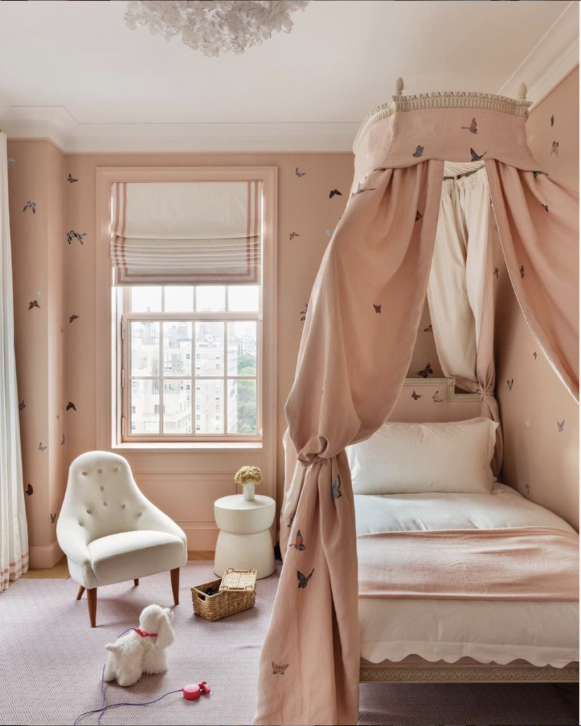 Kid's Room: Pink