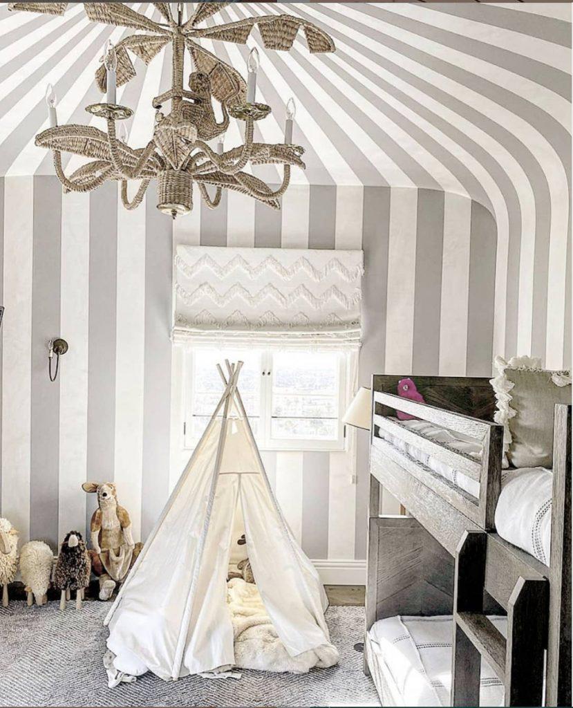 Kid's Room: Grey