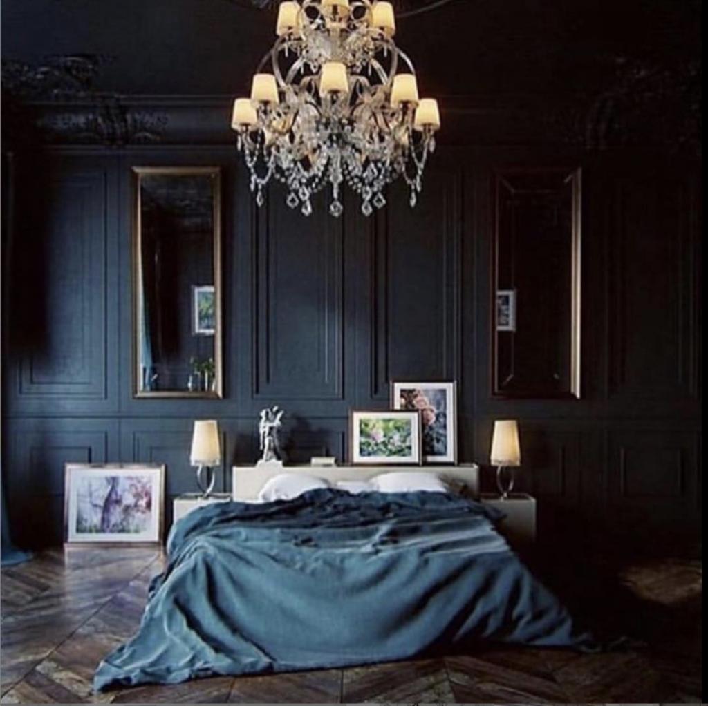 Monochromatic Bedrooms: Blue 2
